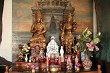 Idol table in Temple