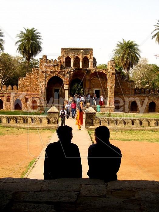 Humayun Tomb, new delhi, Nizammudin  Photo #35028